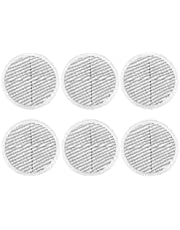 SOFOXYI 6 Pack Mop Pads Replacement for Bissell Spinwave 2039A 2124 Powered Hard Floor Mop