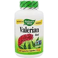 Natures Way, Valerian Root 530Mg, 180 Count