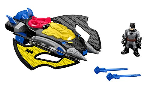 Fisher Price Imaginext Friends Batwing Action