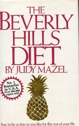 The Beverly Hills Diet by Judy Mazel