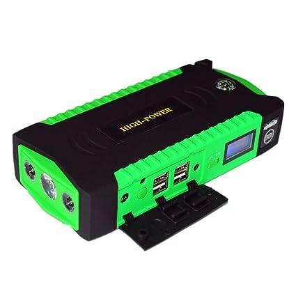 OOLIFENG Amplificador De Batería Portátil Arrancador De ...