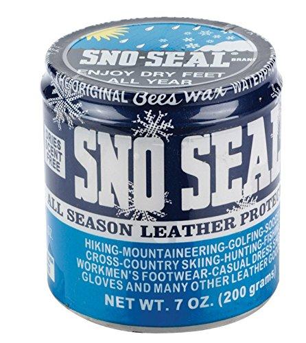 Atsko 1330 8 Oz SNO-Seal All Season Leather Protectant