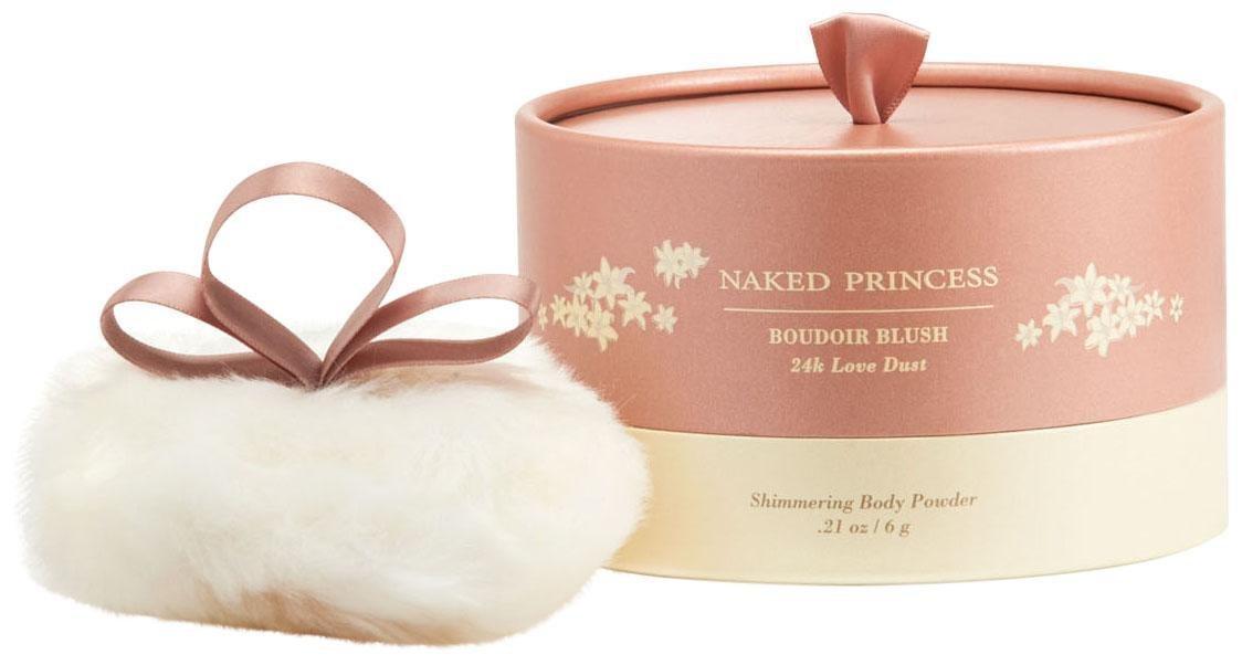 Naked Princess 24K Love Dust, Boudoir Blush