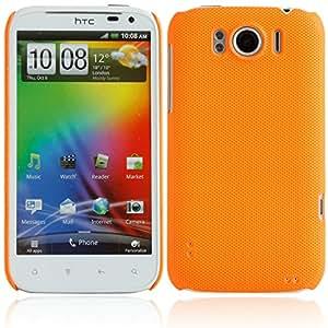 Mzamzi 94990028 - Funda para HTC Sensation XL, naranja