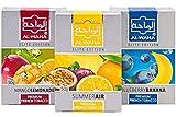 3 Pack Al Waha Elite Edition Shisha Molasses Premium Flavors 50g for Hookah (Choose Flavor)