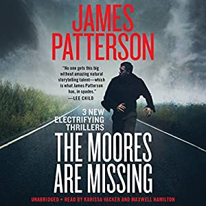 The Moores Are Missing Audiobook