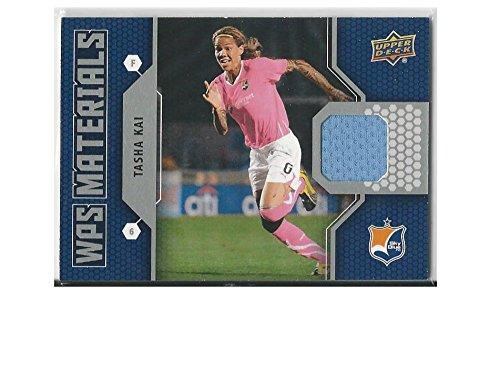 Soccer Pro 2011 Upper Deck WPS #W-TK Tasha Kai #W-TK NM Near Mint MEM from WPS