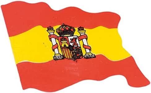 Amazon.es: BC Corona ADH06588 - Pegatina Bandera España