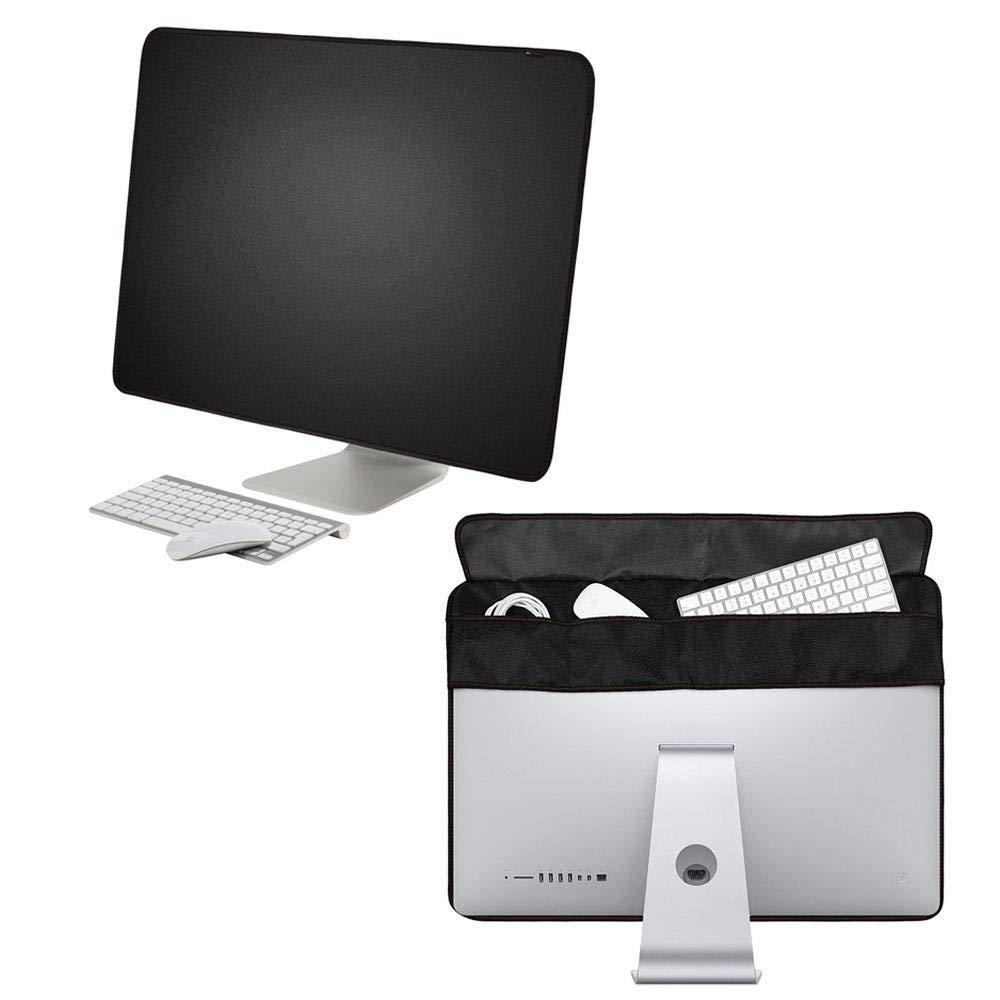 21.5Inch Monitor a Schermo Antipolvere Guardia Cover per iMac Antipolvere con Pacchetto Posteriore per iMac AHATECH Copertura Antipolvere per iMac