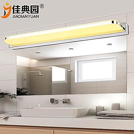 LED pared Espejo y luces lámpara Lámpara de BOOTU LED Luz hsdtQrCxB