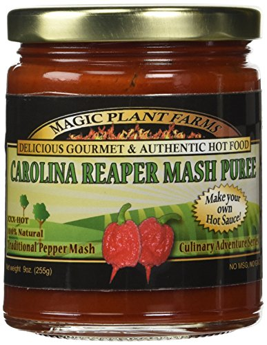 MASH Carolina Reaper Pepper,9 oz