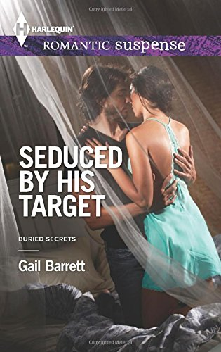 book cover of Seduced by His Target