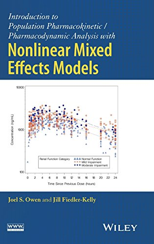Introduction to Population Pharmacokinetic / Pharmacodynamic Analysis with Nonlinear Mixed Effects - Effect Dynamic
