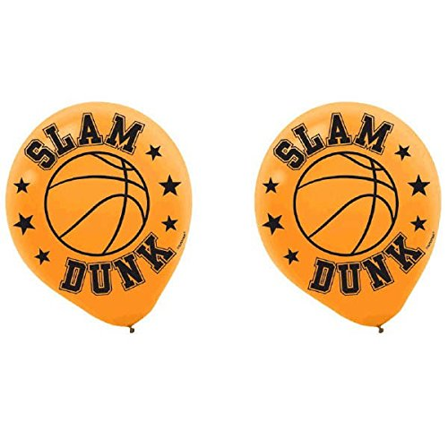 Basketball Latex Balloons, Party