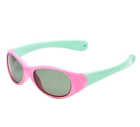 Wicemoon - Gafas de Sol polarizadas para niños, diseño de ...