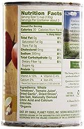 Muir Glen Organic Diced Tomatoes - Garlic & Onion - 14.5 oz