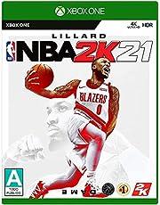 NBA 2k21 Xbox One LATAM Spanish/English/French