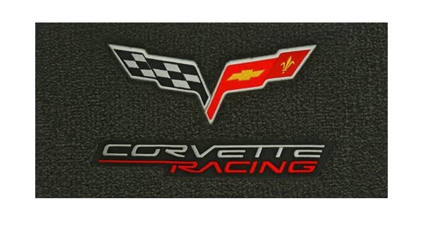 Corvette C6 Coupe /& Convertible Red Floor Mats 2005 2006 and 2007 High-End Motorsports