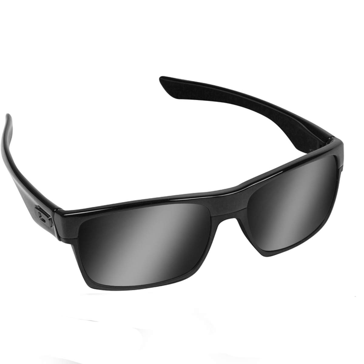 119f4dcd74af9 TWOFACE Replacement Lenses Polarized Black Iridium by SEEK fits OAKLEY at  Amazon Men s Clothing store