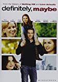 DVD : Definitely, Maybe (Widescreen)