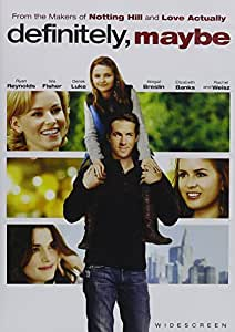 Definitely, Maybe (Widescreen)