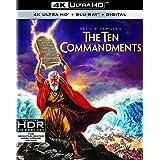 The Ten Commandments (1956) [4K] [Blu-ray]