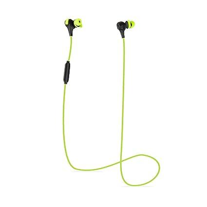 Flymemo Hammer Bluetooth 4.0 Sports Active Wireless Earbuds Headset Hands-Free Talking Ergonomic Human Engineering Secure Fit Desig Premium Enhanced ...