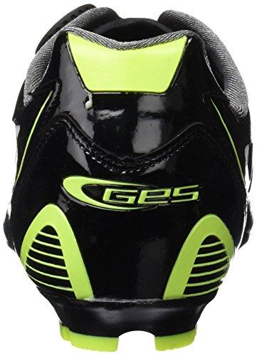 jaune Manufacturas noir Ges Chaussures de Speed 6qXwYX7p