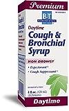 Boericke & Tafel Daytime Cough & Bronchial Syrup Non-Drowsy Homeopathic 4 Oz.