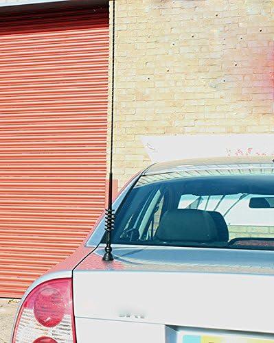 Universal Auto Antenne Für Radio Fm Am Hochqualitative Dachantenne 80 Cm Auto