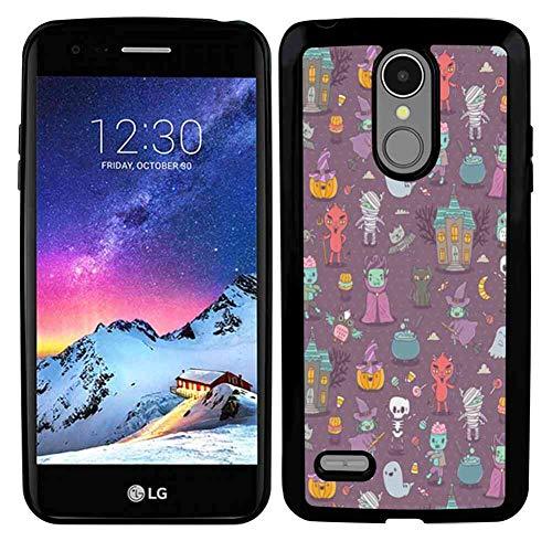 LG K8 Halloween Elf Pattern TPU Phone Case 2017]()