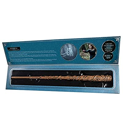 WOW! Stuff Collection Harry Potter - Hermione's Light Painting Wand – Award Winner!: Toys & Games