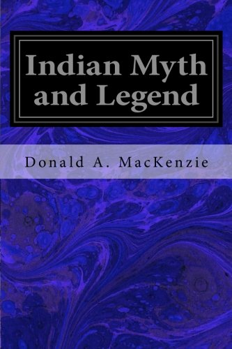 Indian Myth and Legend