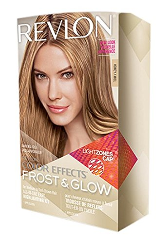 Revlon Colorsilk Color Effects Frost and Glow Highlights, Honey