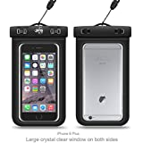DryTek Waterproof Cell Phone Case, Great for Camping, Swimming, The Beach. Take pictures Underwater,