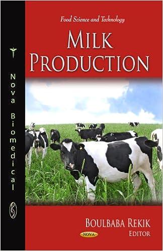 Book Milk Production (Nova Biomedical)