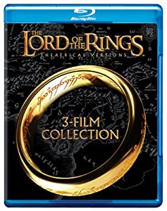 Lord of the Rings: Theatrical Trilogy (BD) [Blu-ray] by WarnerBrothers