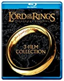 DVD : Lord of the Rings: Theatrical Trilogy (BD) [Blu-ray]
