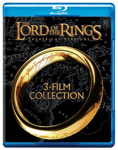 The Lord of the Rings: Original Theatrical Trilogy (Triple Feature BD) [Blu-ray] (Lord Of The Rings Extended Version Length)