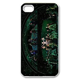[StephenRomo] For Iphone 4 4S-Wicked The Musical Series PHONE CASE 8