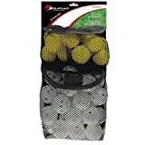 Orlimar 36 Practice Balls (24 with Holes, 12 Foam), Outdoor Stuffs