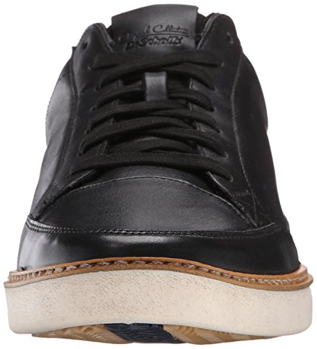 Dr. Sneakers In Pelle Nera Da Uomo
