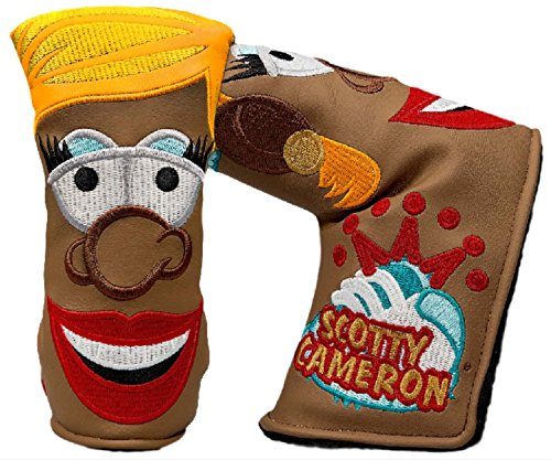 Scotty Cameron New 2016 Limited Boise Open Titleist Putter Head Cover by Scotty Cameron (Image #9)