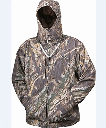(Drake EST Heat Escape Vented Full Zip Jacket (X-Large))
