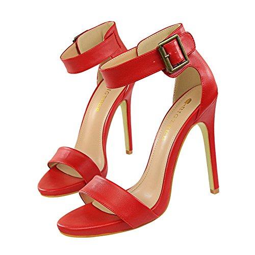 FABULICIOUS - Sandalias de vestir para mujer Clr-Cream/Clr 11 UK gpU7eFKPT