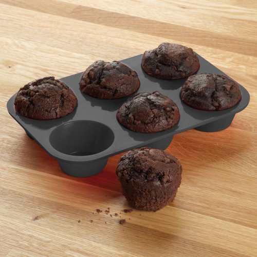 Silicone Chocolate Muffin Candy Jelly
