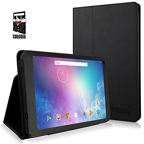 TabSuit Dragon Touch V10 PU Leather Case Cover Stand for Dragon Touch V10 Tablet