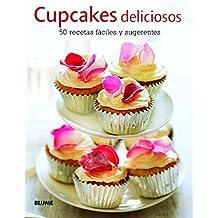 Cupcakes deliciosos: 50 recetas fáciles y sugerentes (Spanish Edition)