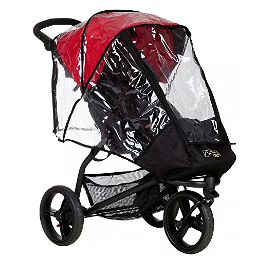 Mountain Buggy Storm Cover for 2015 MB Mini/Swift ()