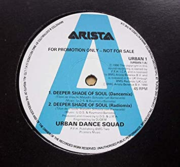 Urban Dance Squad / Deeper Shade Of Soul: Amazon co uk: Music